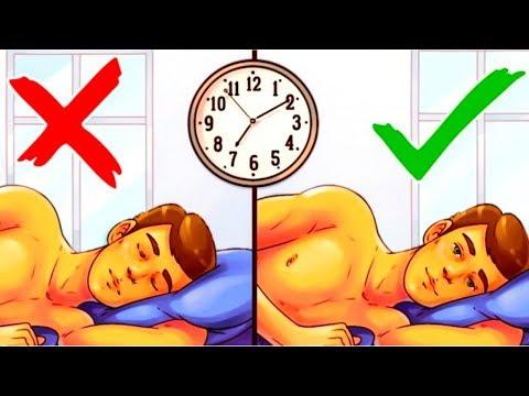 Coisas fascinantes que acontecem enquanto dormimos