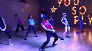 Start a Riot @ DUCKWRTH Throw Down at Fly Dance Fitness