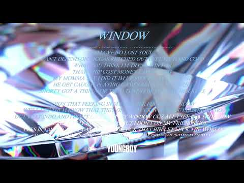 YoungBoy Never Broke Again - My Window [Official Lyric Video]