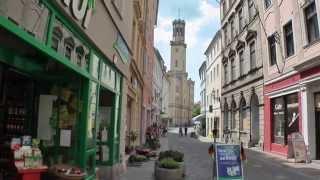 preview picture of video 'Góry Łużyckie » Zittau / Żytawa'