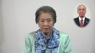 Akiko Domoto Speech