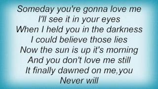Suzy Bogguss - You Never Will Lyrics