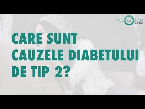 Preparate pentru diabet de tip 2 imun