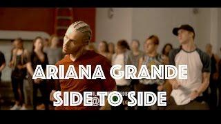 Ariana Grande   Side To Side Ft. Nicki Minaj | Hamilton Evans Choreography