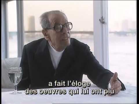 Vidéo de Naguib Mahfouz