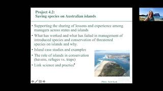 The national database of threatened species on Australian islands (Version 1; 2021)