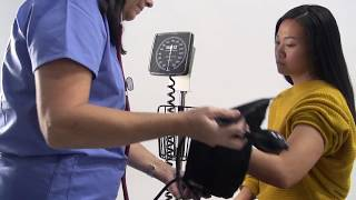 How To Use The Labtron Mobile Sphygmomanometer