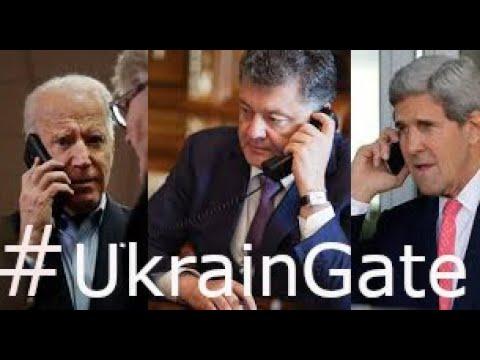 Biden-Ukraine Accusations Senate report includes leaked phone calls