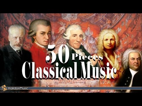 50 Masterpieces Of Classical Music - HALIDONMUSIC