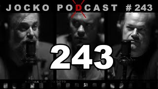 Jocko Podcast 243 w/ The White Buffalo. Finding a Way Back Home. Life, Death, and Music.