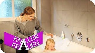 Ich will keine Haare waschen! [subtitled]   Knallerfrauen mit Martina Hill