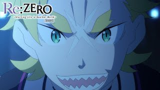 Re:ZERO -Starting Life in Another World- Season 2 Episode 46 English Sub   Crunchyroll Clip: Garf to the Rescue