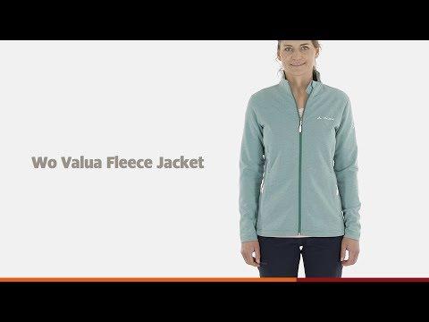 Womens Valua Fleece Jacket (deutsch) | VAUDE