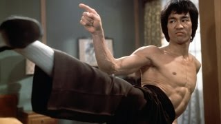 Bruce Lee Fitness workout motivation