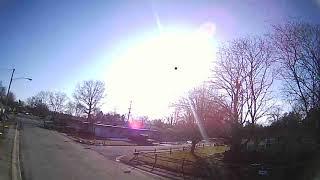 Hubsan x4 Jet H123d.. Los Flight!!