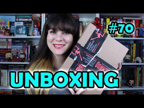 Unboxing DarkSide Books #70