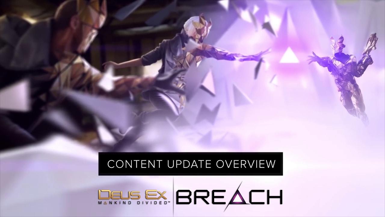 Deus Ex: Breach - Aggiornamento Gratuito Trailer