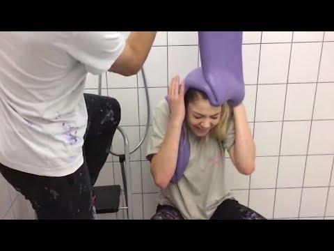 Alerana der Spray vom Haarausfall
