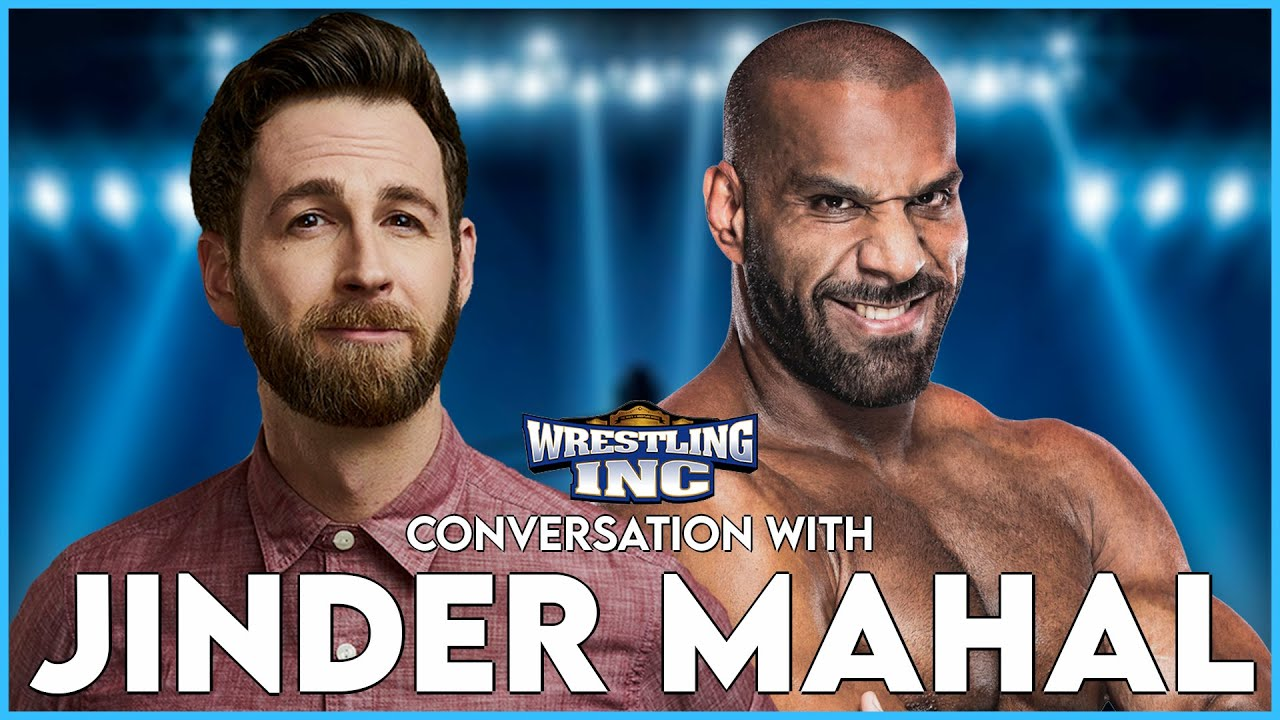 Jinder Mahal Talks Rooming With Drew McIntyre, SummerSlam, WWE Returning To The Road