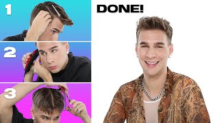 Hairdressers Guide To Cutting Your Own Hair And Not Ruining It (mens Edition)