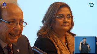 Procuradora PDDH en Congreso de la Federación Iberoamericana del Ombudsman