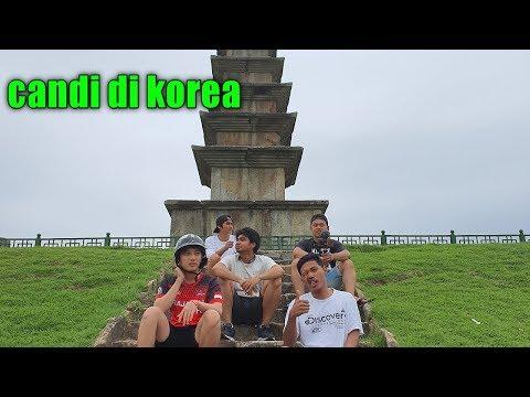 Melihat candi di korea selatan tempat syuting drama korea