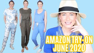 Amazon Try-On | June 2020 | Casual & Athletic Wear | MsGoldgirl