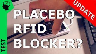 RFID Blocker Karten - Placebo oder wirklicher Schutz?