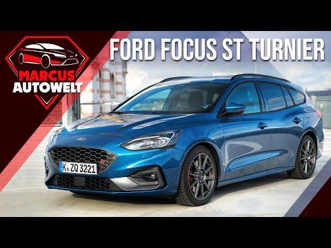 Ford Focus ST Turnier | Bester Sportkombi in 2020 für 32k € Perfekt für dich? REVIEW