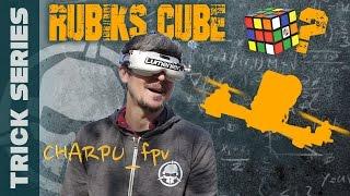 Rubiks Cube With Charpu - Trick Series