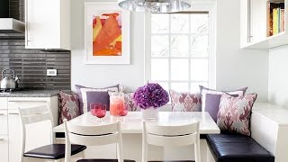 Stylish Breakfast Nook Ideas