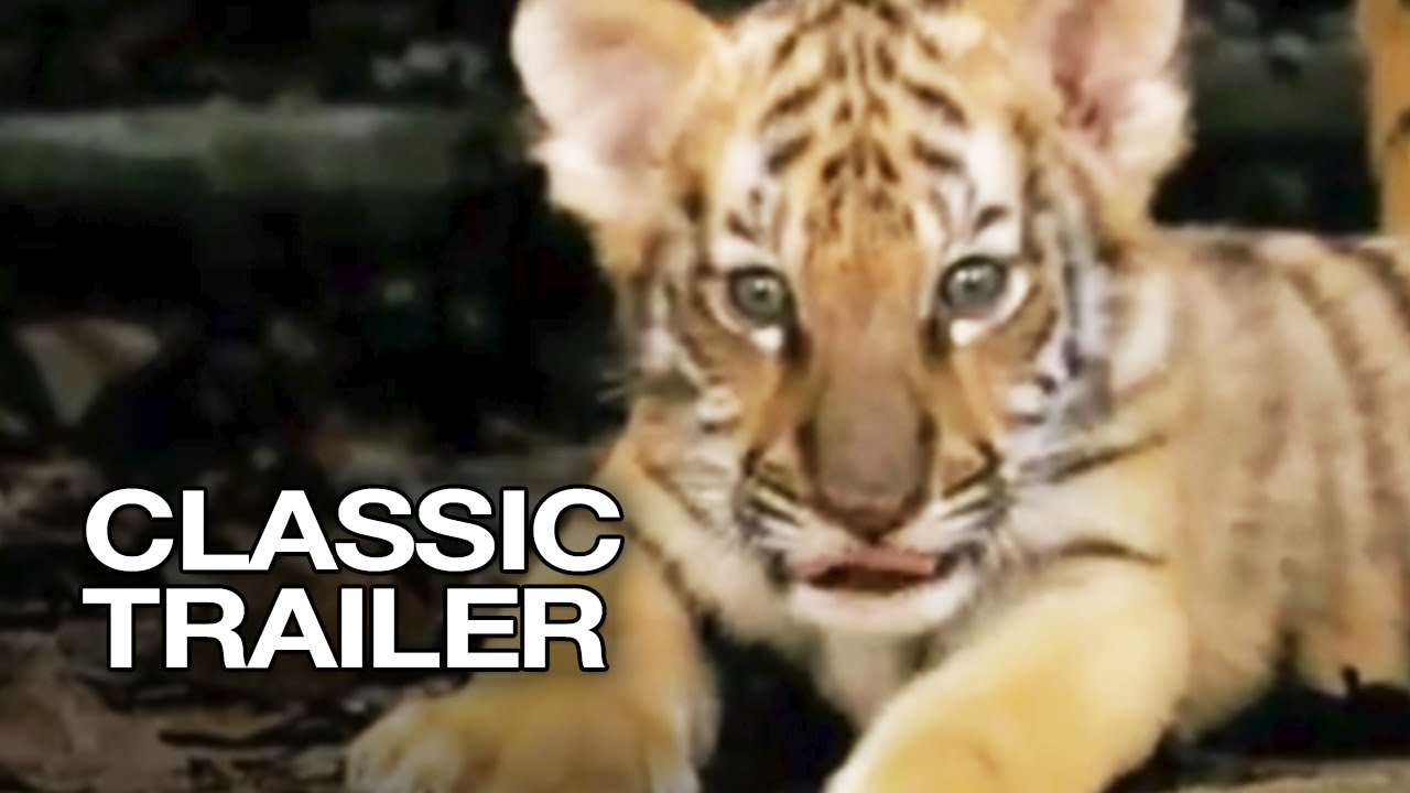 Trailer för Två tigerbröder