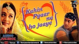 Kahin Pyaar Na Ho Jaaye Audio Jukebox | Salman Khan