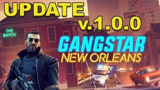 GANGSTAR NEW ORLEANS UPDATE GAMEPLAY (New Game Mode - Better Graphics) - v.1.0.0