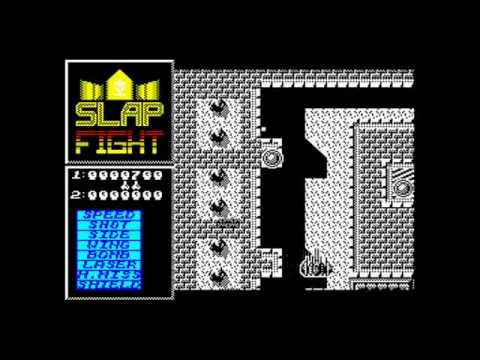 Slap Fight ZX Spectrum