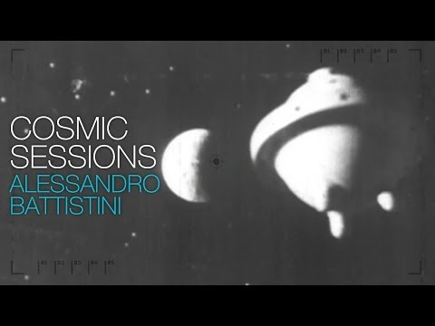 Cosmic Sessions Alessandro Battistini New Album