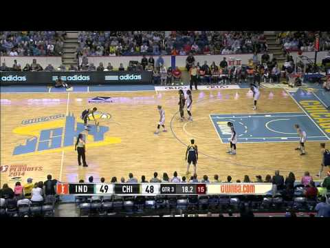 WNBA Playoffs | 01.09.2014 | Chicago Sky - Indiana Fever (FULL GAME)