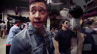 Jabbawockeez - Cruisin' Down the Streets of Shanghai (Feat. TRYBE)