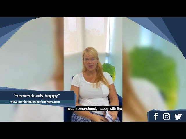 Patient Testimonial: Female International Patient from Florida