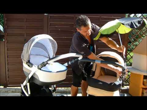 Sonnenschirm für Kinderwagen - für alle gängigen Modelle