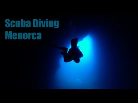 Scuba Diving Menorca