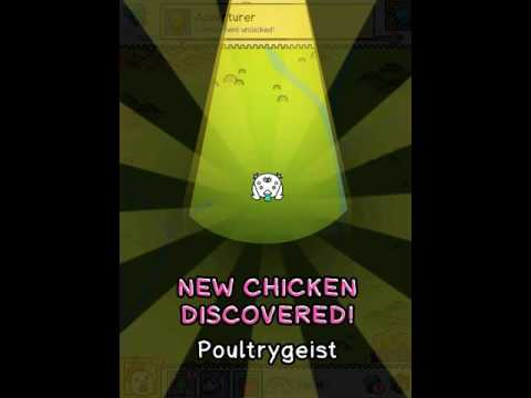 Chicken Evolution: Clicker Game Of the Mutant Farm iOS Gameplay - Part 1
