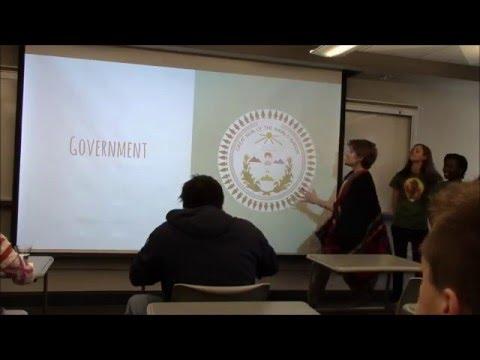 Penn State New Kensington - 2016 Alternative Spring Break Campus Presentation