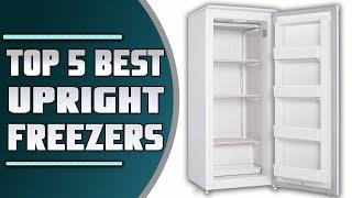 Best Upright Freezer | Top 6 Upright Freezer Review