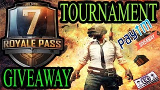 pubg mobile season 7 royale pass giveaway live - TH-Clip