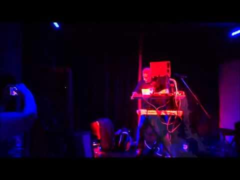"""Electrosonic Syndicate """"DopeFlyShit"""" LIVE at Moonchine Miami FL!"""