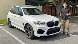 2020 BMW X3 M Competition Q&A (Live) by MilesPerHr