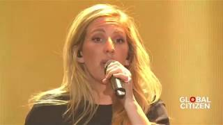 Ellie Goulding First Time | Live at Global Citizen Festival Hamburg