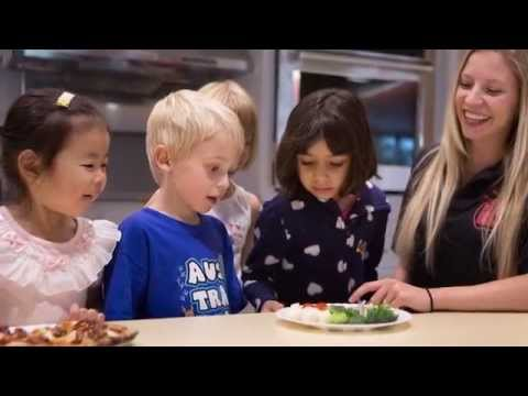 Center for Childhood Nutrition Education and Research Video Screenshot
