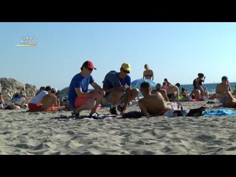 Holy Beach: le soleil et la plage pour annoncer le Christ !